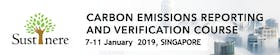 Carbon Emissions Reporting and Verification Course