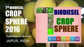 7th Biodiesel CropSphere 2016