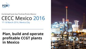 CECC Mexico (Combined Cycle Gas Turbines Plants Mexico Summit 2016)
