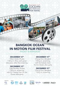 Bangkok Ocean In Motion Film Festival