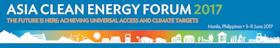 Asia Clean Energy Forum 2017