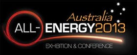 All-Energy Australia 2013