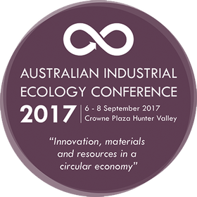 Australian Industrial Ecology Conference 2017