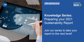 GRI Knowledge Series—sustainable finance and investor perspective
