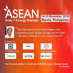 3rd Annual ASEAN Solar+Energy Storage Congress & Expo 218