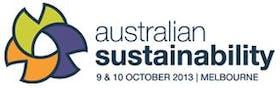 Australian Sustainability Conference & Exhibition 2013
