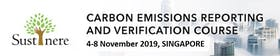 ISO 14064 Carbon Emissions Reporting and Verification Course