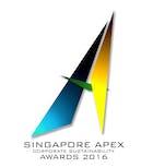Singapore Apex Corporate Sustainability Awards 2016