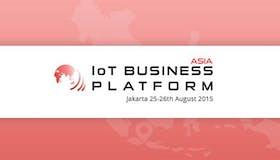 Asia IoT Business Platform 2015 - Jakarta