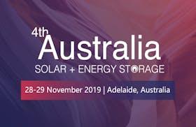 4th Australia Solar + Energy Storage Congress & Expo 2019