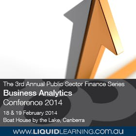 The 3rd Annual Public Sector Finance Series Business Analytics Conference 2014