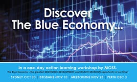 Discover the Blue Economy One Day Action Learning Workshop, Melbourne
