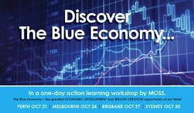Discover the Blue Economy One Day Action Learning Workshop, Perth
