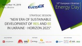 10th European - Ukrainian Energy Day