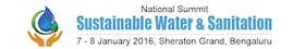 Sustainable Water & Sanitation Summit 2016