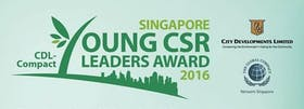 CDL-Compact Singapore Young CSR Leaders Award 2016