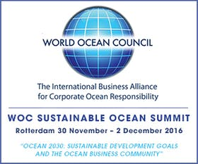 Sustainable Ocean Summit 2016