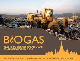 Waste to Energy and Biogas Thailand Forum 2016