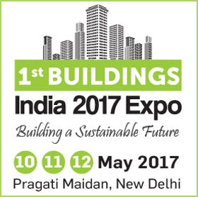 1st Building India 2017 Exhibition and Conference