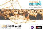 Shared Value Summit Asia Pacific