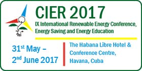 IX International Renewable Energy Conference, Energy Saving and Energy Education (CIER 2017)