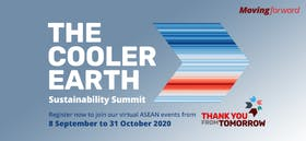 CIMB The Cooler Earth Sustainability Summit 2020—Singapore