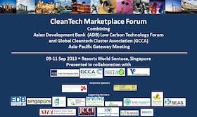 Cleantech Marketplace Forum