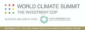 The 9th World Climate Summit/The Investment COP - COP24 Affiliate