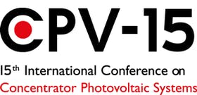 CPV-15, the 15th International Conference on Concentrator Photovoltaics