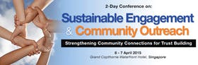Sustainable Engagement & Community Outreach Conference