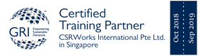 GRI Certified Workshop—Integrating the SDGs into Your Reporting Process