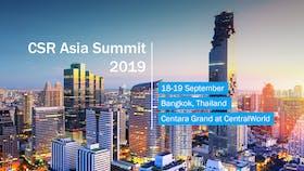 CSR Asia Summit 2019