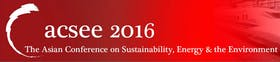 The Asian Conference on Sustainability, Energy & the Environment