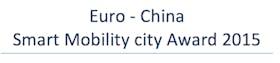 Euro-China Smart Mobility City Award