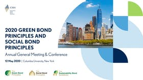 2020 Green Bond Principles and Social Bond Principles Annual General Meeting and Conference