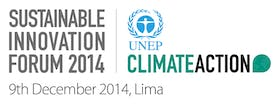 The Sustainable Innovation Forum 2014