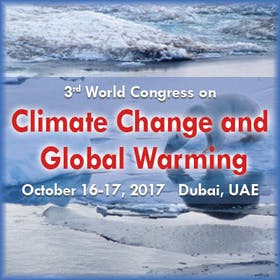 3rd World Congress on Climate Change and Global Warming