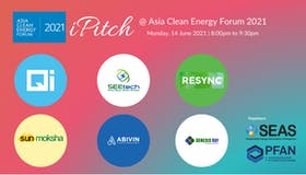 I-Pitch@ACEF: Tech-enabled solutions with data and digitalisation