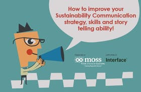 Master the Art of Communicating Sustainability 1-day Workshop