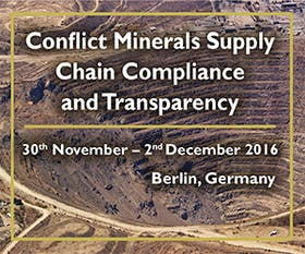 Conflict Minerals Supply Chain Compliance and Transparency
