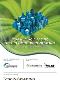 4th Annual Asia Pacific District Cooling