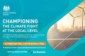 Championing the climate fight at the local level: The British Embassy dialogue with local chief executives through ULAP
