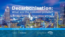 Decarbonisation: What are the common pitfalls?
