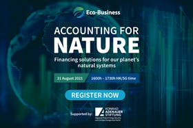 Accounting for Nature  - Financing solutions for our planet's natural systems