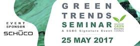 Green Trends Seminar 2017