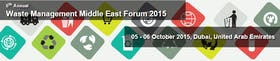 6th Annual Waste Management Middle East Forum