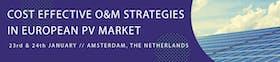 Cost Effective O&M Strategies in European PV Market