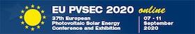 EU PVSEC 2020 - European Photovoltaic Solar Energy Conference and Exhibition