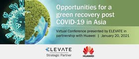 Opportunities for a green recovery post-Covid-19 in Asia