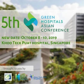 5th Green Hospitals Asian Conference